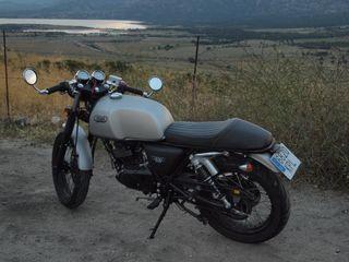Mash café racer 125cc