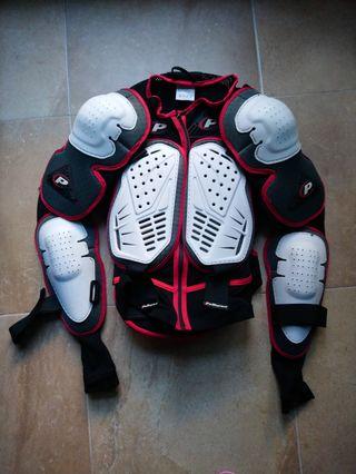 Peto Integral Body Armour Moto Quad Motocross