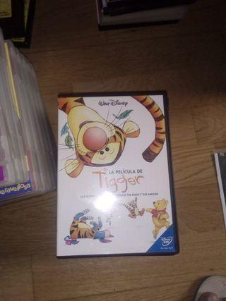 dvds Walt Disney a 5€ cada uno