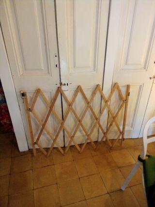 puerta/valla para mascotas