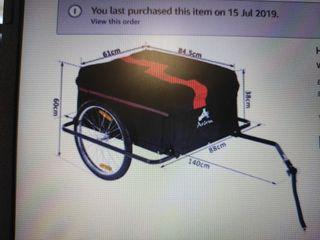 Bike Cargo Trailer
