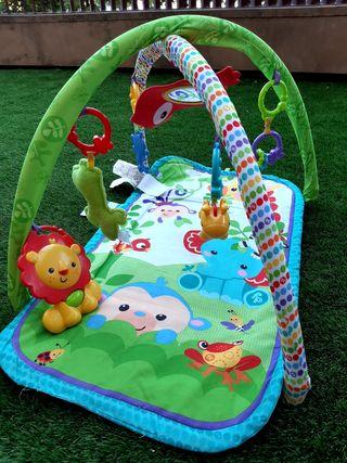 gimnasio de juegos para bebés