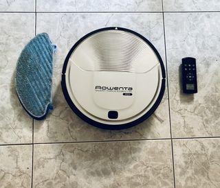 Robot Aspirador Rowenta Smart Force Essential Aqua