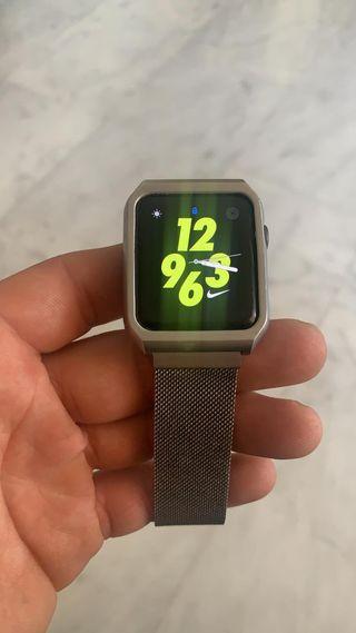 Apple watch serie 3 nike + urgente