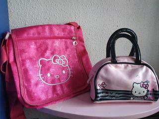 Pack de 2 bolsos de Hello Kitty