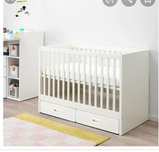 2cunas stuva Ikea color blanco