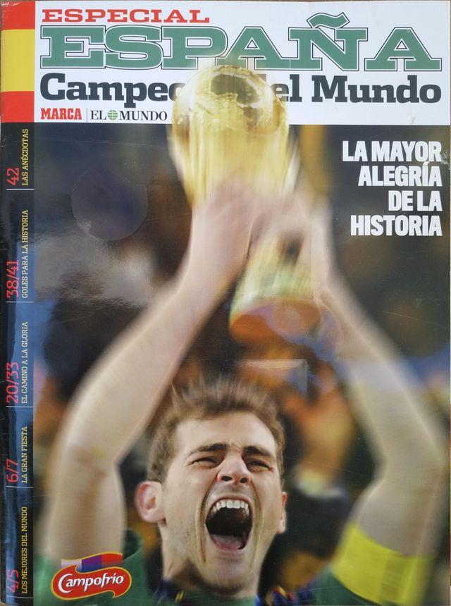España Campeona del Mundo