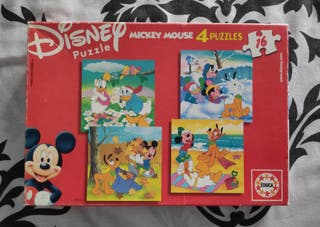 puzzle Disney, Mickey mouse 4