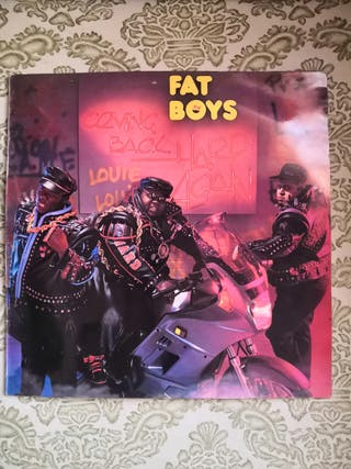 Disco de vinilo FAT BOYS