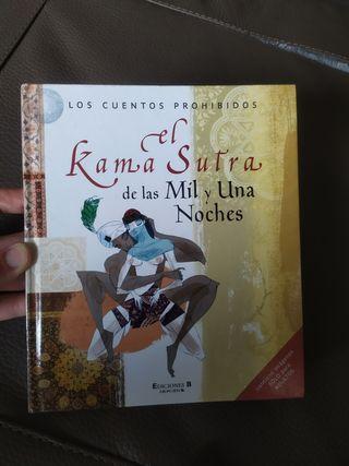 """Libro """"kamasutra de las mil y una noches"""" cuentos"""