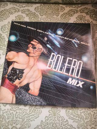 Disco de vinilo BOLERO MIX