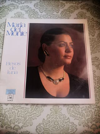 Disco de vinilo MARIA DEL MONTE
