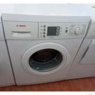 Lavadora Bosch con garantía