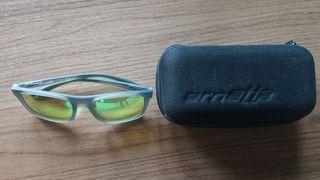 gafas de sol arnette lentes verdes
