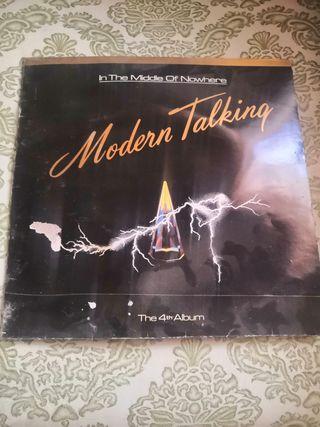 Disco de vinilo MODERN TALKING
