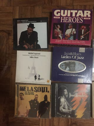 14 cd jazz blues