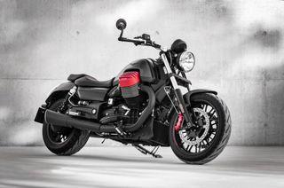 """Moto Guzzi Audace Carbon """"MUSCLE BIKE"""""""