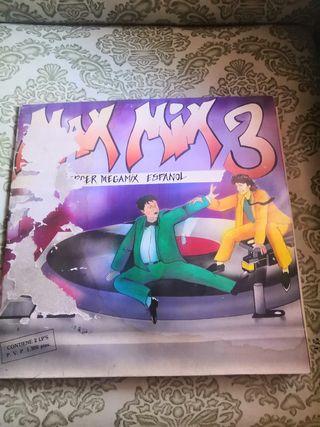 Disco de vinilo MAX MIX 3