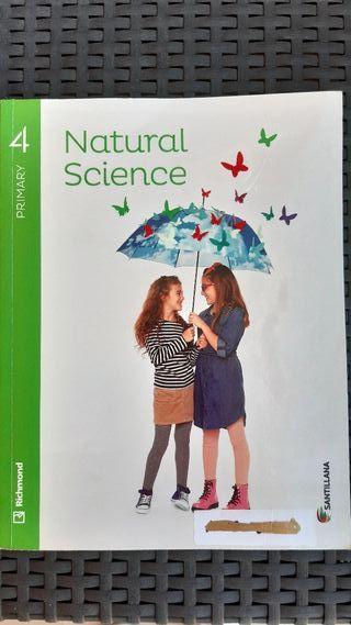Libro Natural Science Cuarto 4 Primaria
