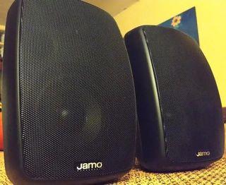 Altavoces Jamo I/O 1A2 (Negro)
