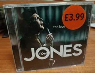 TOM JONES - The love collection. Cd