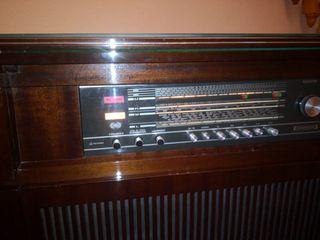 Radio antigua del 1950-1960