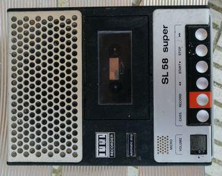 Cassette antiguo.