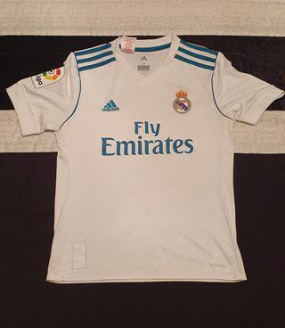 Camiseta niño Real Madrid 17/18