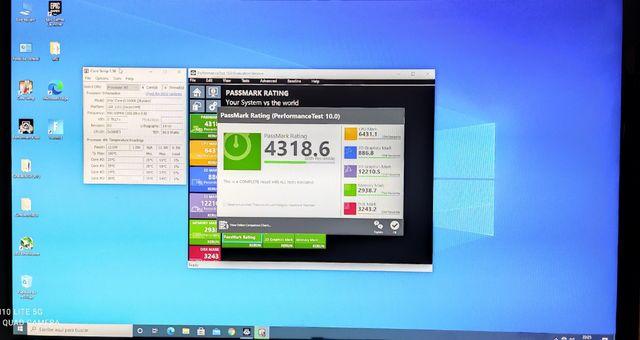 pc Gaming MSI i5 6600k oc