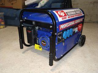 Generador gasolina trifasico
