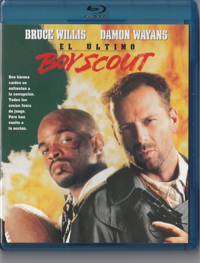 El Último Boy Scout Blu-Ray
