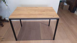 mesa o mesas tipo escritorio o comedor