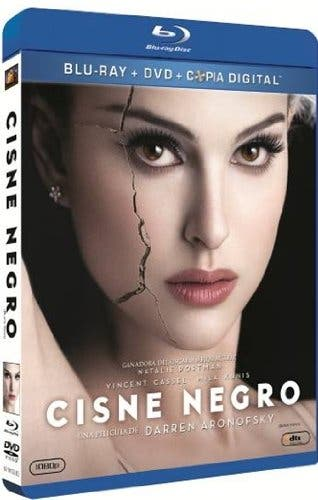 Cisne Negro - DVD + BR + Copia Digital