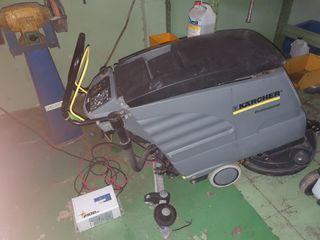 fregadora karcher industrial