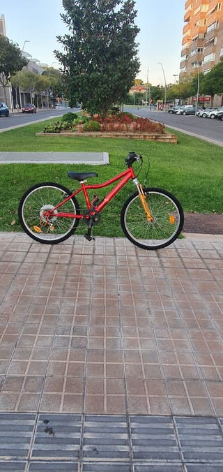 bicicleta bici 24 pulgadas niño entre 6-12 años