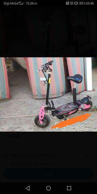 patinete eléctrico roan