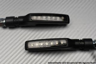Intermitente LED Secuencial Mv Agusta Buell