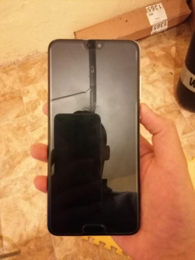 Huawei p20 pro twilight (unlocked)