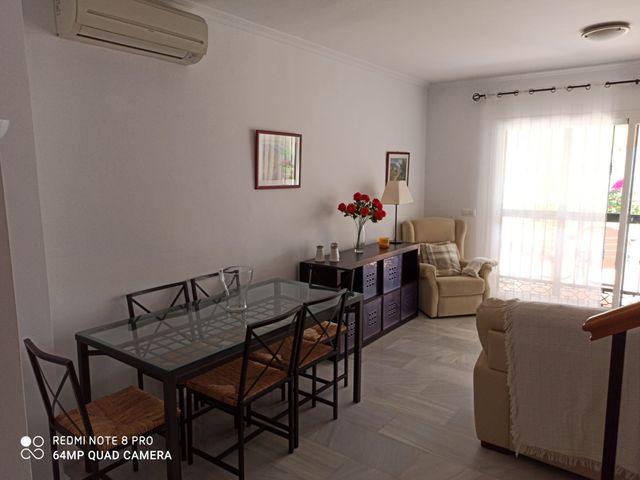 Casa de dos habitaciones amuebladas (Nerja, Málaga)