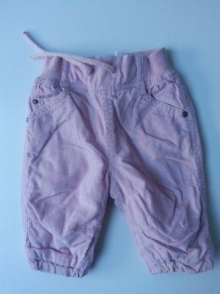 (04) Pantalón pana 0-1 meses