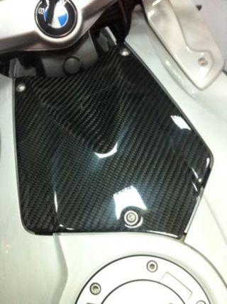 Nuevo TAPA BATERIA BMW K1200R K1300R CARBONO