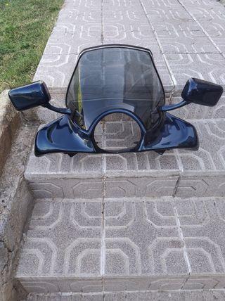 Carenado superior para Vespa P200