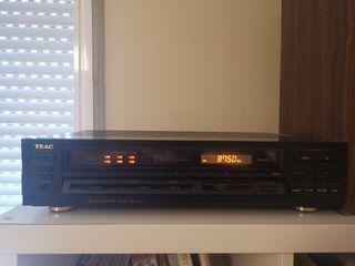 amplificador teac con radio incorporada