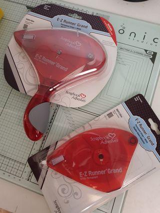 scrap manualidades cinta doble cara adhesivo
