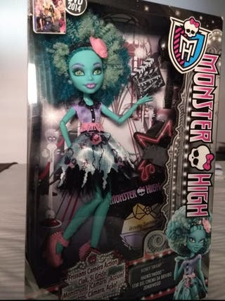Monster High Honey Swamp precintada y sin estrenar