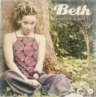 CD single Beth Vuelvo a por ti