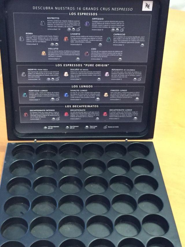Caja Seleccion Organizador NESPRESSO