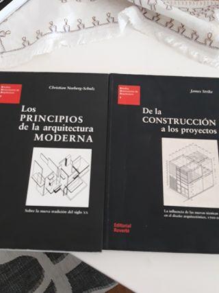 De la Construcción a los Proyectos.