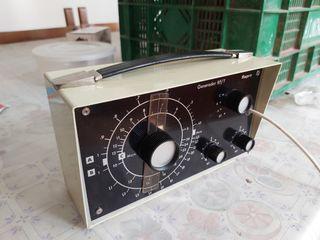 Generador Rf/ T,