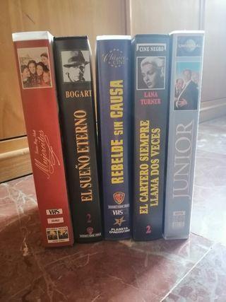 GRANDES CLÁSICOS VHS